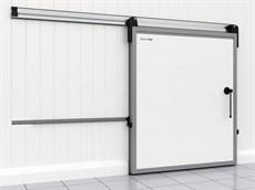 Откатные двери для охлаждаемых помещений