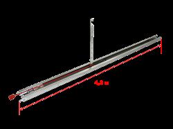 Направляющая SK-4200 с цепью L=4200мм, H=3400мм - фото 4533