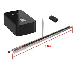 Комплект привода SECTIONAL-800PRO, S=11 м. кв, Н=2800мм - фото 4535
